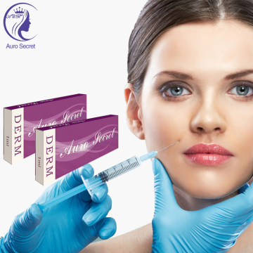 Hyaluronsyra Lip Augmentation Injicerbart Dermal Filler