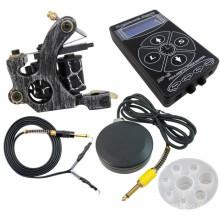 PS104011 Professional Tattoo Power Supply Kits