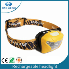 Fashion 4 Lighting Modes Adjustable LED Headlights