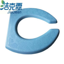 Toilet Seat Cushion Blue Color