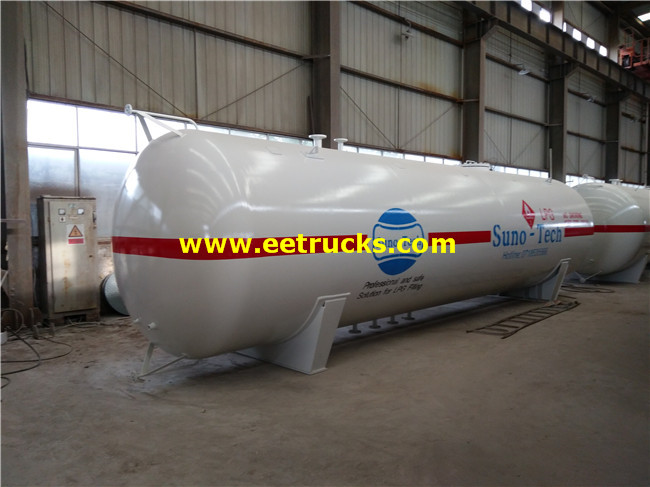 10000 Gallon LPG Pressure Vessels