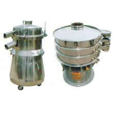 2017 ZS series Vibrating sieve, SS sieve sizes, circle seive set