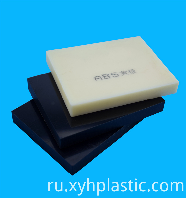 ABS and PC Composite Plate