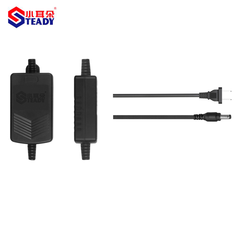 power adapter types 12v
