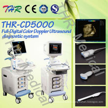Color Doppler 4D Ultrasound (THR-CD5000)