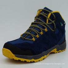 Chaussures de randonnée pour hommes de haute qualité Chaussures de trekking en extérieur avec imperméable à l'eau