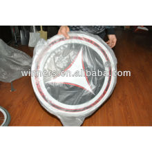 Fashion bicycle wheel cover