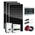 Полная домашняя система солнечной энергии