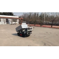 Track Hydraulic Mini Traktor Dumper zum Bewegen