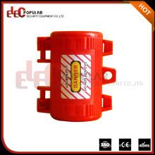 Elecpopular New Technology Dispositivos de bloqueio elétrico Lockout Plug Cover Lock para botão de controle elétrico