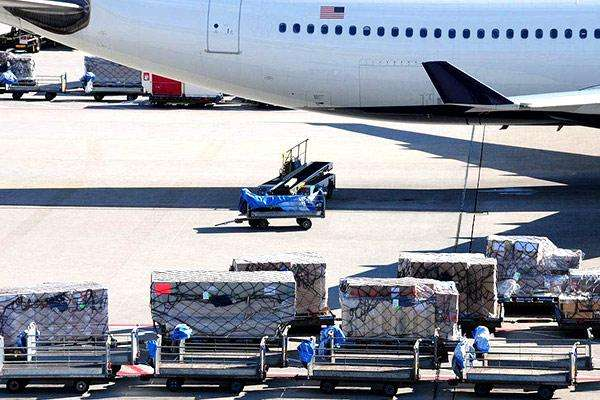 air freight to Portugal