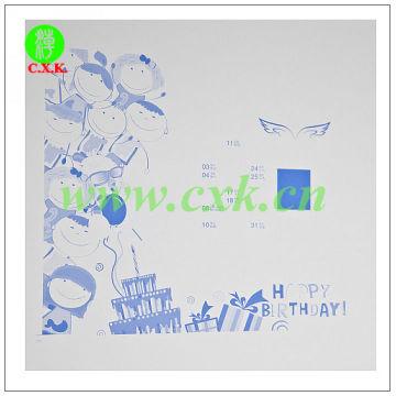 Placa de impressão UV CTP