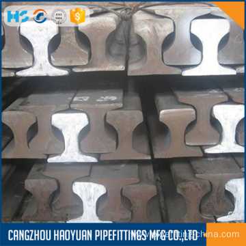 Leading Manufacturer for for High Speed Train Rail DIN standard steel rail s18 s30 mine rail export to Brazil Importers