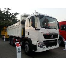 Sinotruk HOWO T5g 6X4 336HP Dump Truck