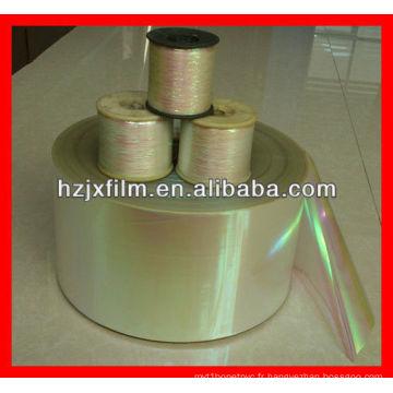 Film de fil métallique arc-en-ciel