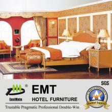 Muebles de lujo del dormitorio del hotel (EMT-D1201)
