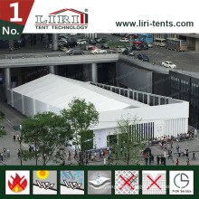 Large Party Tent with Air-Conditioning and Lighting