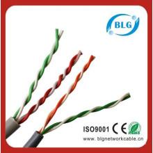 Китай Оптовая Лучшая цена 2Pair UTP Cat5e кабель