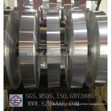 Bobinas de alumínio 8011 temperamento O para corpo de lata / tampa de lata
