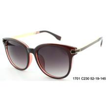 2017 OEM maßgeschneiderte Unisex Sonnenbrille klassische benutzerdefinierte Logo Sonnenbrille