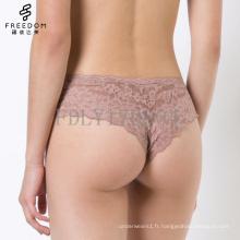 jeunes filles culottes filles sous-vêtements panty modèles Fleur Du Mal Charlotte Lace Cheeky Slip