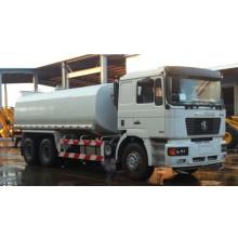 Shacman 20m3 6X4 LHD Water Tanker Truck (SX5255GSSDN464)