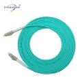 LC PC LSZH veste YFOC fibre 50/125 ou 62,5 / 125 5m fibre optique OM3 cordon de raccordement