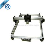 Novo 500 mW máquina gravador a laser DIY L3 40 cm * 28 cm área de trabalho máquina de gravura, madeira router