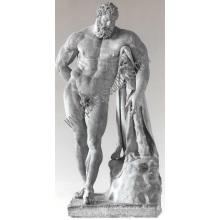 Статуя мраморной скульптуры Резная резьба по камню для украшения сада (SY-X1569)