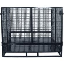 Meilleur prix lourds conteneur cage en métallique de haute qualité