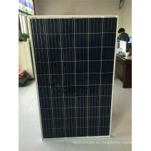 Tamaño 992X1640X45mm Tamaño y panel solar de material de silicio monocristalino