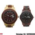Top-Qualität Holz Uhr Quarzuhr Hl28