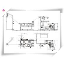 17DS(0.4-1.8) engrenagem tipo alta velocidade intermediário fio máquina (máquina de fio ou cabo de alimentação ou lan) de desenho de cobre