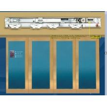 Movimentação automática da porta deslizante para