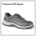 PU Injeção Respirável Verão Segurança Trabalho Sapatos