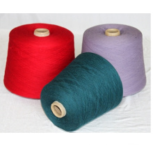 2/28nm Dyed 50% Wool 50% Acrylic Yarn for Sweaters