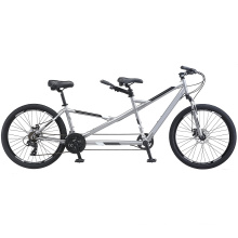 "26"" 21s Dis Brake Aluminum Alloy Women City Tandem Bike"