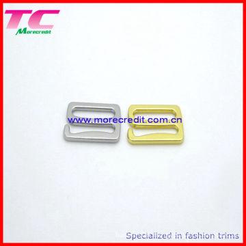 High Quality Adjustable Lingerie Ring Slider Set, Bra Buckle