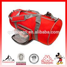 Sac de gymnastique adapté aux besoins du client de gymnastique de sac de sports d'usine de BSCI de tendance chaude