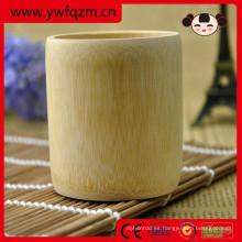 taza de porcelana de té al por mayor de bambú