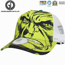 Top Quality Customized Printing Sports Baseball Cap & Trucker Hat