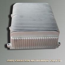 Aluminio DieCasting / Fundición de Aluminio / Electric Vehicle Radiator Aluminum DieCasting
