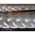12-ply mooring ship rope used ship rope, 8mm polypropylene rope 8-ply mooring ship rope used ship rope