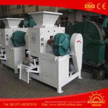 ISO9001 Qualität genehmigt Brikett Maschine Kohle Brikett Maschine