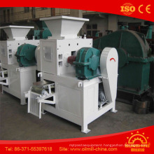 ISO9001 Quality Approved Briquette Machine Coal Briquette Machine
