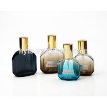 Bouteille de parfum en verre de forme de goutte d'eau de 30ml 50ml