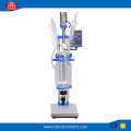 5L+Laboratory+Fermentation+Jacketed+Glass+Reactor