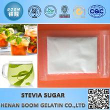 Extracto vegetal stevia açúcar