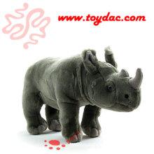Плюшевый носорог