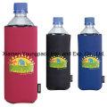 Custom Imprinted Basic Collapsible Neoprene Bottle Cooler